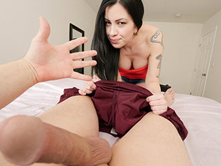 The Latina Stepmom Seductress